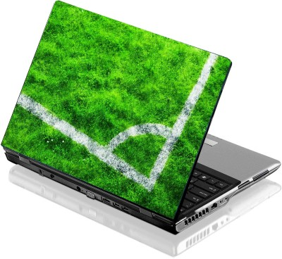 Seamen Football Corner Vinyl Laptop Decal 15.6