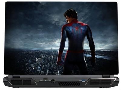 SkinShack The Amazing Spiderman Superhero (13.3 inch) Vinyl Laptop Decal 13.3