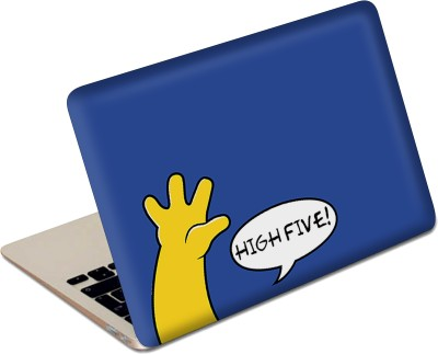 The Fappy Store Hi5 Vinyl Laptop Decal 15.6
