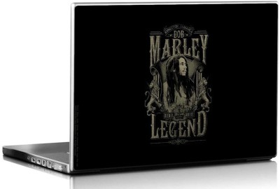 Bravado Bob Marley Rebel Music Legend Vinyl Laptop Decal 15.6