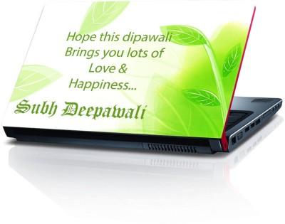 Shopkeeda Diwali SLS055941 Vinyl Laptop Decal 15.5