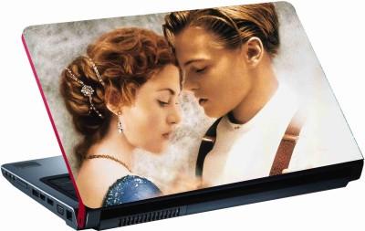Sab Kuch Print Titanic Jack Rose 61 Polyester Laptop Decal 14.1