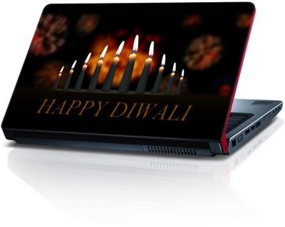 Shopkeeda Diwali SLS054906 Vinyl Laptop Decal 15.5