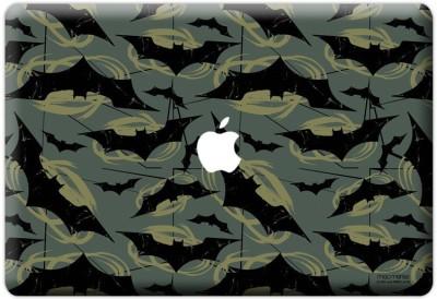 Planet Superheroes Batman Mashup Vinyl Laptop Decal 11