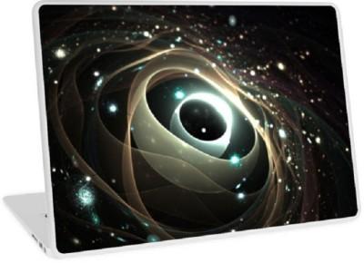 livestash galay stars vinyl Laptop Decal