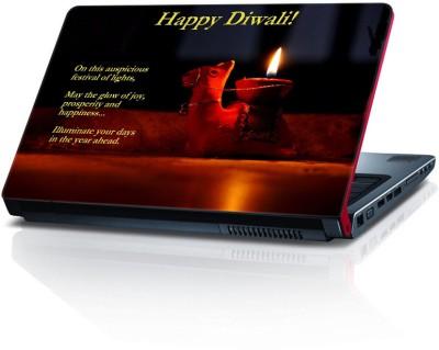 Shopkeeda Diwali SLS055328 Vinyl Laptop Decal 15.5