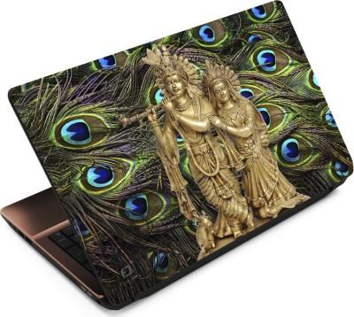 Finest Lord Krishna 12 Vinyl Laptop Decal 15.6