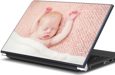 Artifa Cute Baby with tongue out Vinyl Laptop Decal 15.6