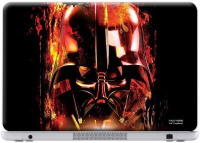 Planet Superheroes Vader Splash Vinyl Laptop Decal 15.4