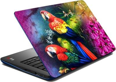 meSleep Parrot Vinyl Laptop Decal 15.6