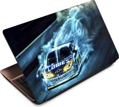 Finest Car 25 Vinyl Laptop Decal 15.6