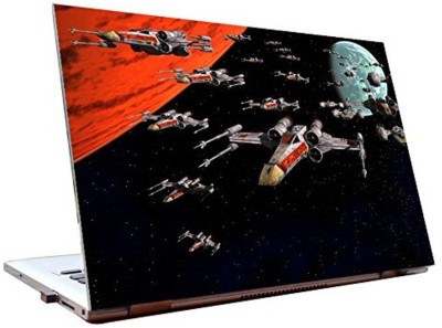 Dealmart The Star Wars - Rebel Fleet - Movie Skins - HD Quality Vinyl Laptop Decal 15.6