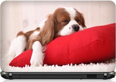 Laptoz Cute Puppy Vinyl Laptop Decal