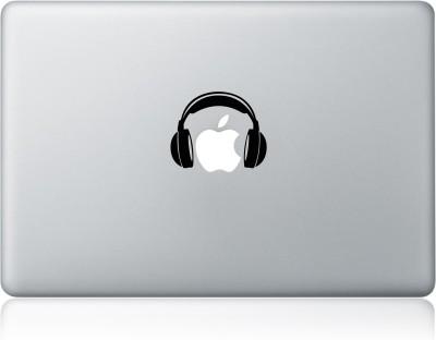 Clublaptop Sticker Over The Head Headphone 13 inch Vinyl Laptop Decal 13