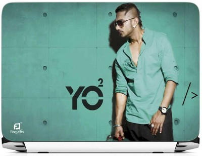 FineArts Yo Yo Honey Singh Vinyl Laptop Decal 15.6