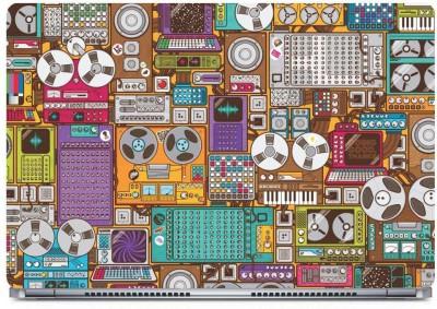 Posterboy Magnetophone Vinyl Laptop Decal 15.6