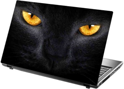 virtual prints a cat look like you digitally printed Laptop Decal 15