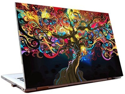 Dealmart Trippy - Psychadellic - Abstract - HD Quality  Vinyl Laptop Decal