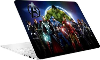 AV Styles All Avengers Team By Av Styles Vinyl Laptop Decal 15.6