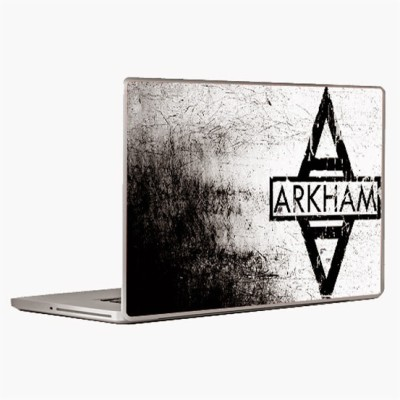 Theskinmantra Arkhan Stands Universal Size Vinyl Laptop Decal 15.6