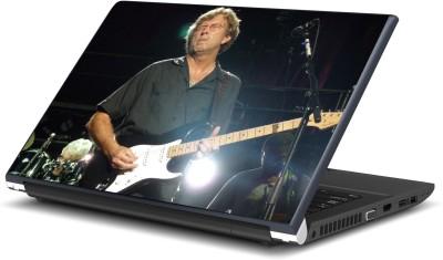 Artifa Eric Clapton Inspired Printed Vinyl Laptop Decal 15.6