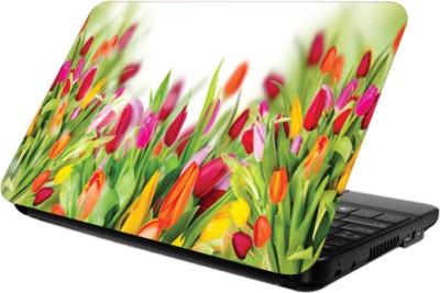 Printland Cute Flowers Laptop Skin Vinyl Laptop Decal 13