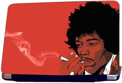 Style Clues Free Smoker Vinyl Laptop Decal 15.6