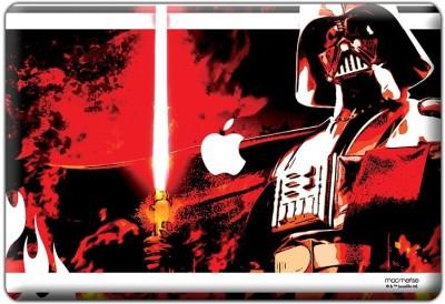 Planet Superheroes Exploding Vader Vinyl Laptop Decal 15