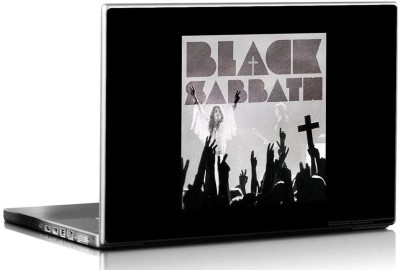 Bravado Black Sabbath Victory Vinyl Laptop Decal