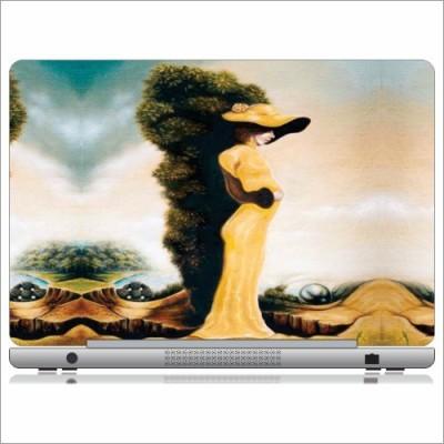Printland Vinyl Laptop Skin LS144009 Vinyl Laptop Decal