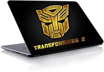 Devendra Graphics Transformer 2 Logo Vinyl Laptop Decal 15.6