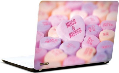 Pics And You Hugs N Kisses Vinyl Laptop Decal 15.6