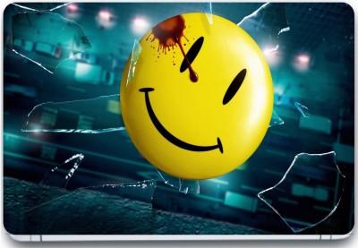 Trendsmate Smiling block 3M Vinyl and Lamination Laptop Decal 15.6