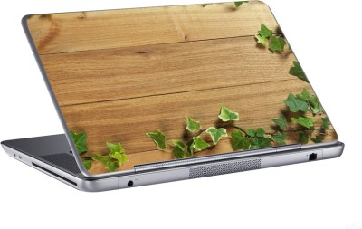 AV Styles vine on wood skin Vinyl Laptop Decal 15.6