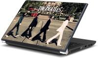 Artifa The Beatles Band Printed Vinyl Laptop Decal 15.6
