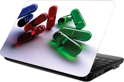Printland Multi Vitamin Vinyl Laptop Decal 12