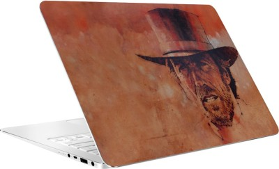 AV Styles Clint Eastwood Western Laptop Skin Vinyl Laptop Decal 15.6