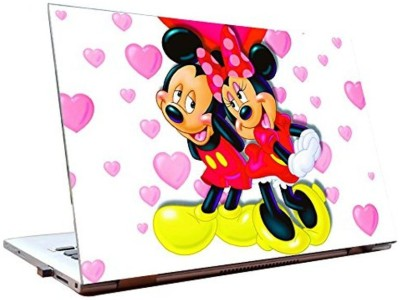 Dealmart Mickey Mouse - Minnie Mouse - Cartoons - HD Quality Vinyl Laptop Decal