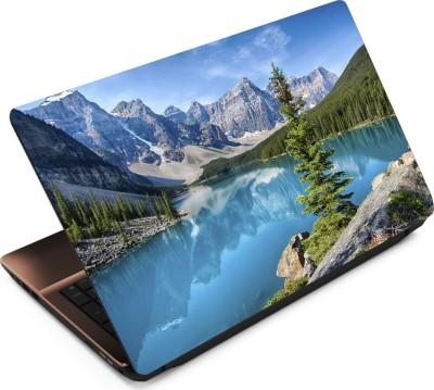 Finest Mountain Lake ML9 Vinyl Laptop Decal 15.6