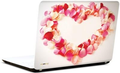 PicsAndYou Rose Petals Vinyl Laptop Decal