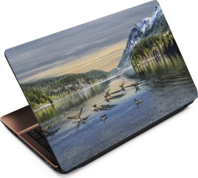 Finest Mountain Lake ML24 Vinyl Laptop Decal 15.6
