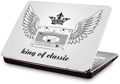Clublaptop King Of Classic Art (CLS0237) Vinyl Laptop Decal 15.6