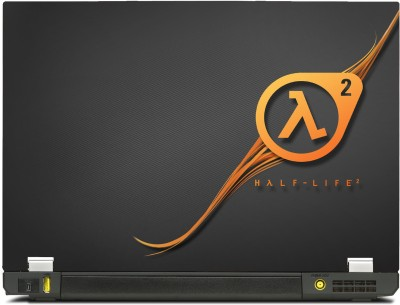 SkinShack New 3D Half Life Simple Art Gaming (10.1 inch) Vinyl Laptop Decal 10.1