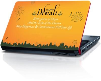 Shopkeeda Diwali SLS055478 Vinyl Laptop Decal 15.5