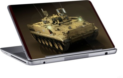 AV Styles army tank skin Vinyl Laptop Decal 15.6