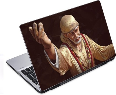 ezyPRNT Sai Nath (14 to 14.9 inch) Vinyl Laptop Decal 14