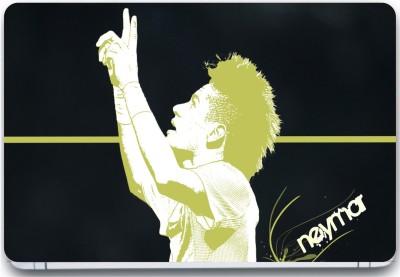 Trendsmate Neymar winning pose 3M Vinyl and Lamination Laptop Decal