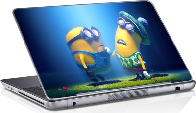 Innovate Two Minions 630 Vinyl Laptop Decal 15.6