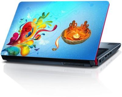 Shopkeeda Diwali SLS055653 Vinyl Laptop Decal 15.5