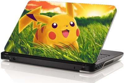 Swati Graphics SGLS032 Pikachu Vinyl Laptop Decal 15.6
